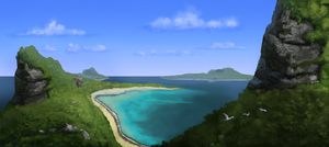 Islands by DrD-no
