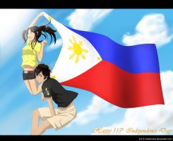 Happy 115th Independence Day! by ExelionStar