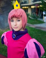 Prince Gumball from Adventure Time by SNTP