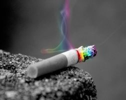 I smoke Rainbows by nick15700