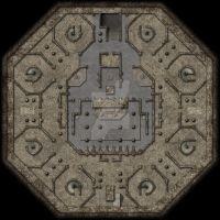 Spider Temple Second Floor by Madcowchef