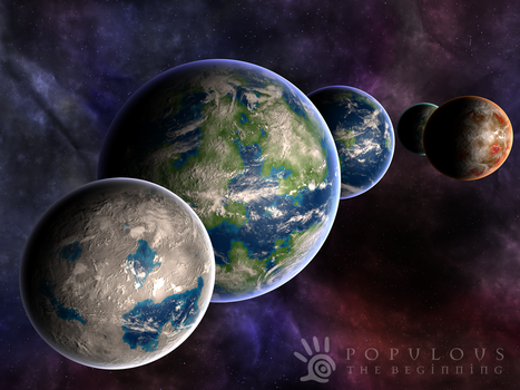 Populous Worlds I by CB260