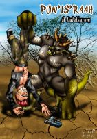 Deathclaw by Skull2
