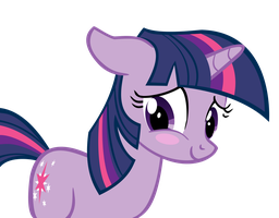 My Little Vector- Twilight by Rudahn