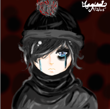 Gotic Stan - South Park by Magntaa