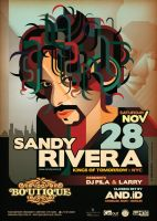 Sandy Rivera At Boutique by prop4g4nd4