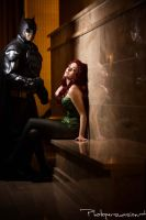 Batman and Ivy by Photopersuasion
