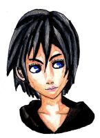 Xion by AxelFlame8