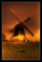 .:Windmill:. by Nadeloehr