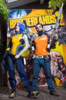 Borderlands 2 by LuceCosplay