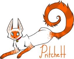 Pritchett of the Spiral-tail by CheshireCatGrin