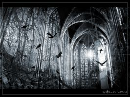 Sanctuary of Crows by Raziel-Von-Freak