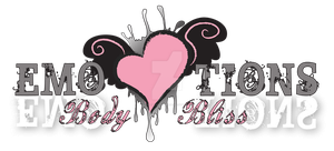 Emotions Body Bliss Logo by concettasdesigns