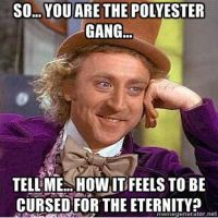 Willy Wonka and the Polyester Gang by Greasiggy