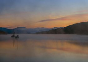Windermere Dawn by Capturing-the-Light