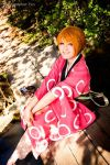 Bright orange by YokoOmi