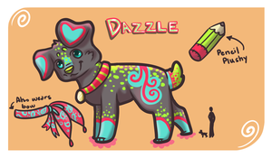 Dazzle - Revamped by little-space-ace