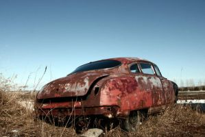Vintage car 1 by HammerSection