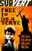 Free to Be a Slave by cristiantownsend