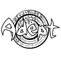 Adept Logo - Expanded Version by Baleshadow
