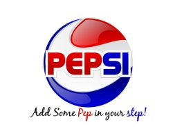 Pepsi Redesign by jmillgraphics