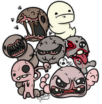 binding of isaac by CuTTyCommando