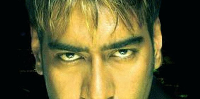 ajay devgan is Frylock by lotuslogo
