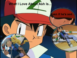 What I Love About: Ash by Nuchia99
