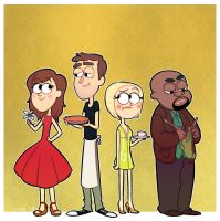 Pushing Daisies by SnuffyMcSnuff