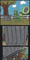 Garbage Day by Checkmate-the-Pony