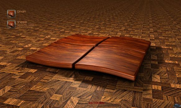 All Wood by ShippD