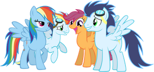 The Dash Family by dlazerous