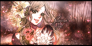 Flower Girl by Anthrax817