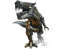 Age of Extinction: Grimlock by sonichedgehog2