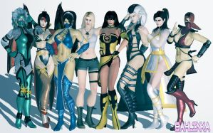 MK Ladies by Bahlinka