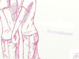love is complicated. by mind-of-wind