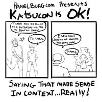 katsucon is OK part 3 by starlightv