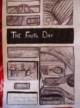 The Fourth Day by Rixaka