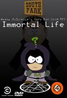 Kenny McCormick Spin Off Series DVD 4 Front Cover by megasupermoon