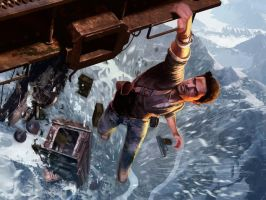Uncharted 2 by CDwaver