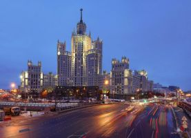 Moscow by mannromann