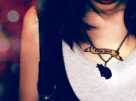 My Eclispe Team Jacob necklace by sixAstray