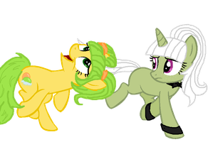 I Like Your Mane(fincollab) by Arianstar