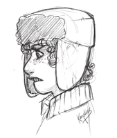 Kyle Profile Doodle by Kayotics