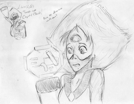 Trap me Crystal Clod's! by GamerGirlQueen
