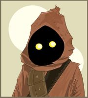 Star Wars: Jawa by RevDenton
