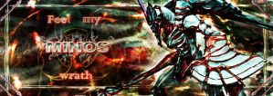 Minos banner by C-Megalodon