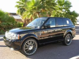 Land Rover Range Rover Sport 1 by Hella-Sick