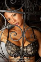 Caged Beauty 1 - large by bcheung