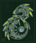 Earth dragon 2 by Gerie-Aren